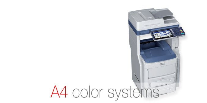 A4 colour systems